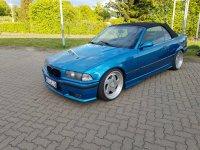 BMW-Syndikat Fotostory - E36 Cabrio - Ozean Blue