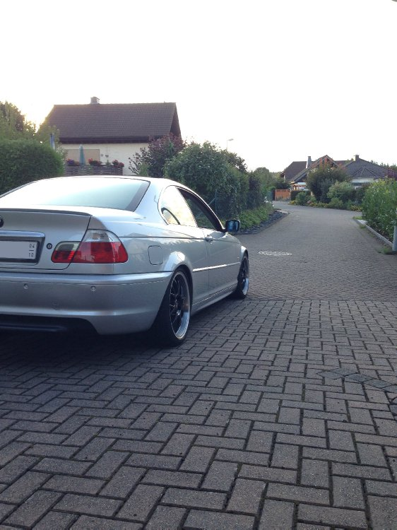 E46, 328i Coupe - 3er BMW - E46