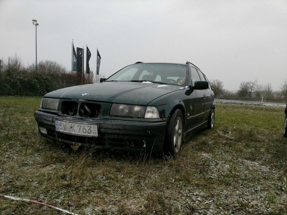 BMW E36 323I Touring - 3er BMW - E36