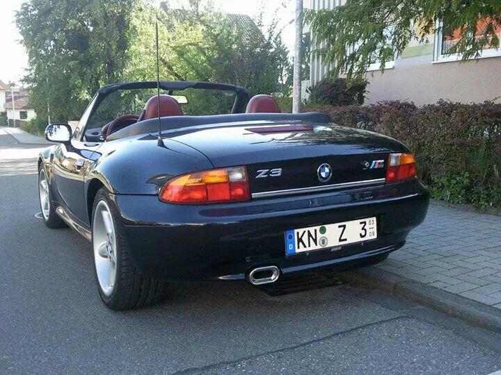 Z3 2.8 Breitheck Roadster '97 - BMW Z1, Z3, Z4, Z8