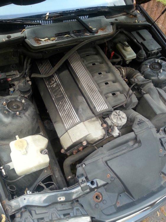 E36 QP 325i M50 Ringtool - 3er BMW - E36