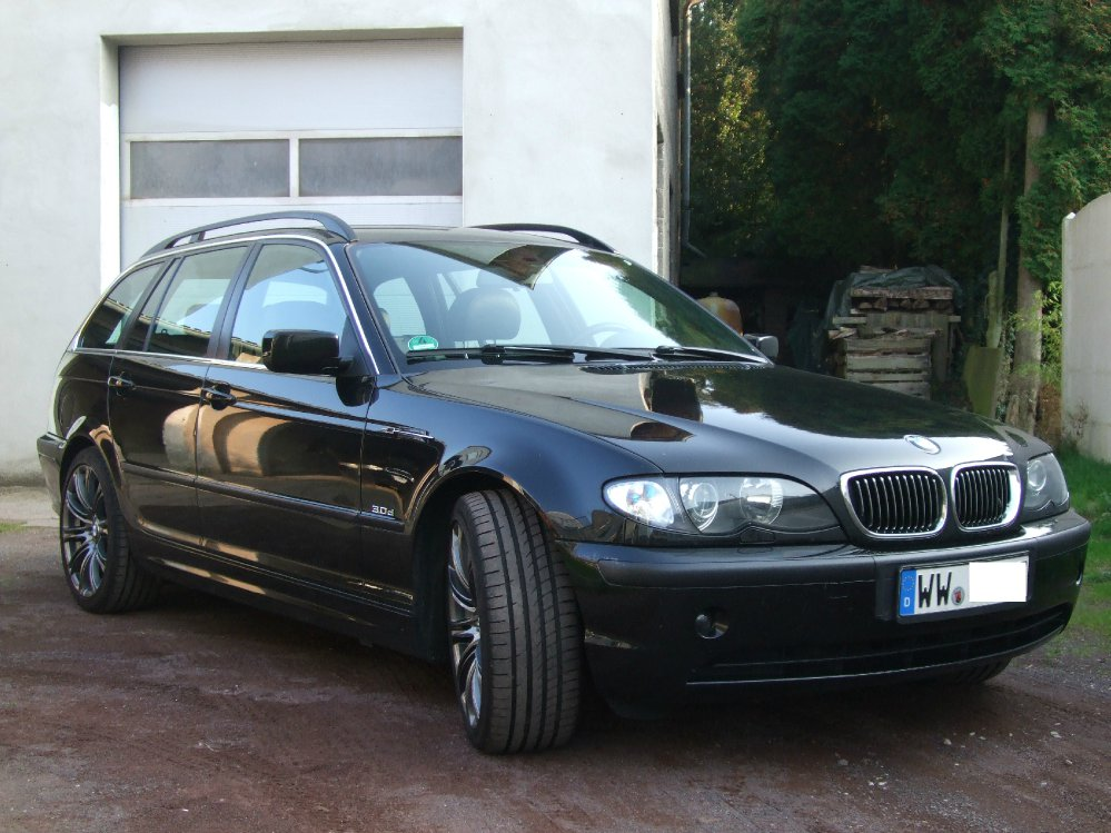 mein schiffsdiesel 3er bmw e46 touring. Black Bedroom Furniture Sets. Home Design Ideas