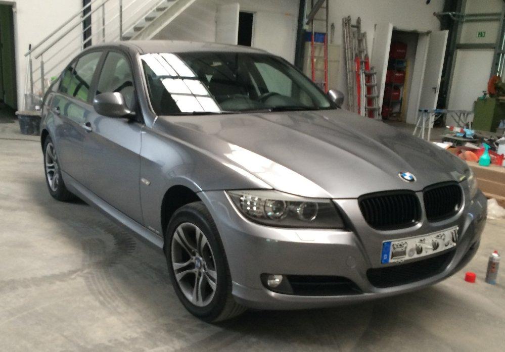 Spacegrauer 318d - 3er BMW - E90 / E91 / E92 / E93