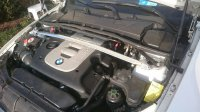 BMW M Performance Domstrebe Aluminium