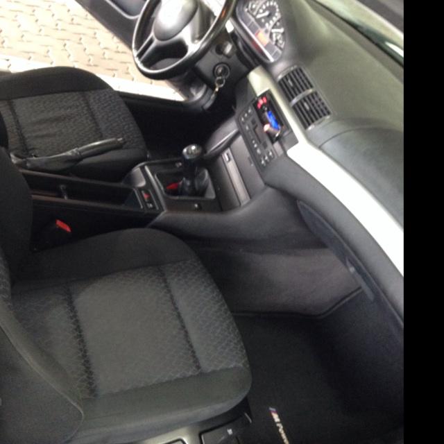 E46 compact - blackline - 3er BMW - E46