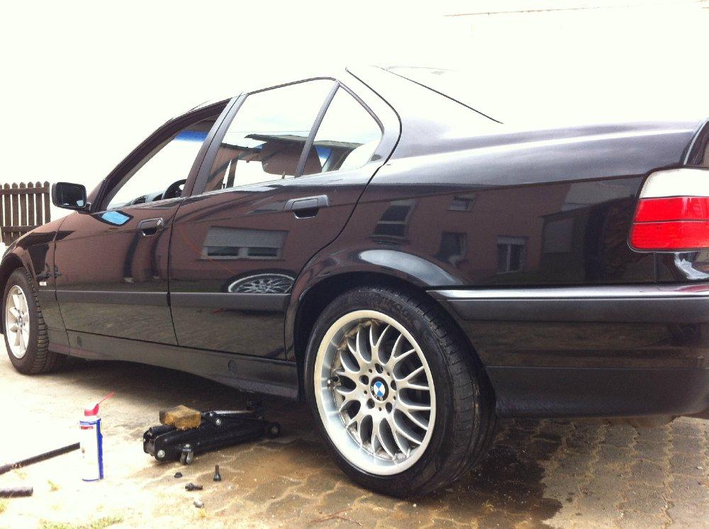 BMW E36 318i Limo *Glückskauf* - 3er BMW - E36