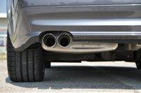 BMW 2-Rohr Endschalldämpfer Performance