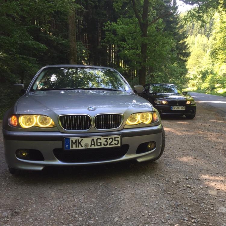 Bmw Z4 Update: 325i Limousine [Update : Fahrwerk Und Felgen] [ 3er BMW