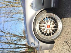 - NoName/Ebay - IB LeMans Felge in 8.5x19 ET 35 mit - NoName/Ebay - Achilles 2233 Reifen in 225/35/19 montiert vorn Hier auf einem 3er BMW E46 325i (Limousine) Details zum Fahrzeug / Besitzer