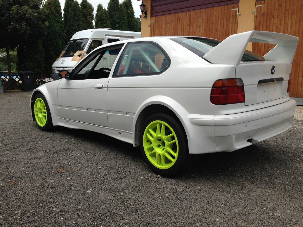 Rally 323ti 3er Bmw E36 Quot Compact Quot Tuning Fotos