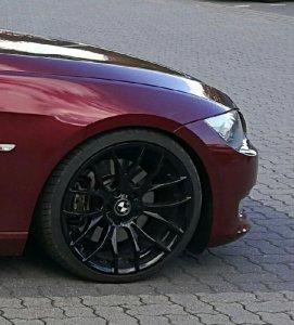 Breyton GTS Felge in 8.5x19 ET 30 mit Hankook Ventus EVO Reifen in 225/35/19 montiert vorn Hier auf einem 3er BMW E92 335i (Coupe) Details zum Fahrzeug / Besitzer