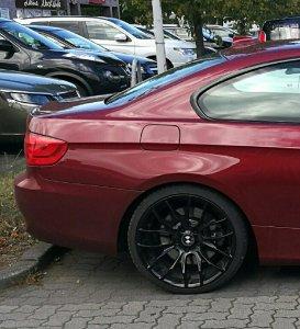 Breyton GTS Felge in 9.5x19 ET 35 mit Hankook Ventus EVO Reifen in 255/30/19 montiert hinten Hier auf einem 3er BMW E92 335i (Coupe) Details zum Fahrzeug / Besitzer