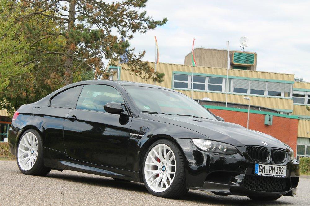 BMW M3 E92 wieder zum Glanze verholfen - 3er BMW - E90 / E91 / E92 / E93