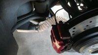 BMW M3 E92 wieder zum Glanze verholfen - 3er BMW - E90 / E91 / E92 / E93 - Bremsenkühlung hinten.jpg