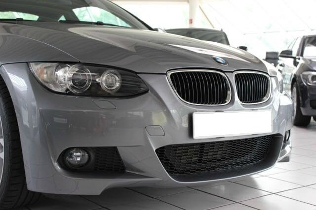 BMW 320d M-Paket in 335-Look - 3er BMW - E90 / E91 / E92 / E93