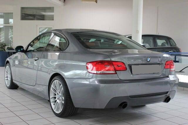 bmw 320d m paket in 335 look 3er bmw e90 e91 e92. Black Bedroom Furniture Sets. Home Design Ideas