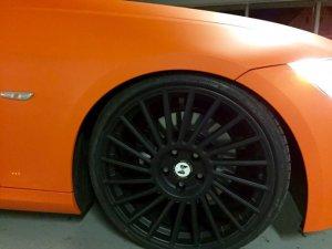 eta beta Venti R Felge in 8.5x20 ET 35 mit Dunlop Sport Maxx Reifen in 235/30/20 montiert vorn Hier auf einem 3er BMW E92 335i (Coupe) Details zum Fahrzeug / Besitzer