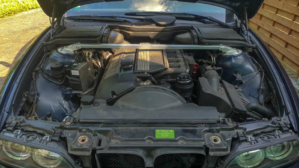 Eure Lowheit - 5er BMW - E39