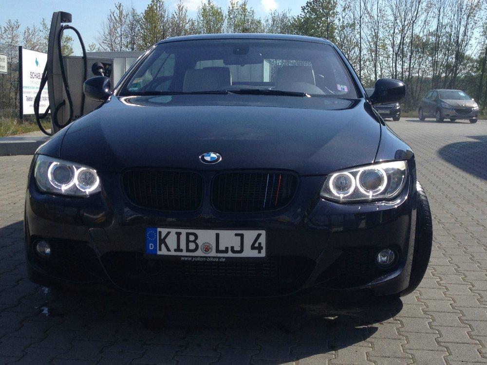E93, 335i  Nur fliegen ist schöner!!! - 3er BMW - E90 / E91 / E92 / E93