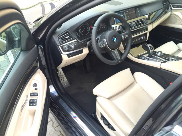 BMW F10 525d M-Sportpaket 21zoll - 5er BMW - F10 / F11 / F07