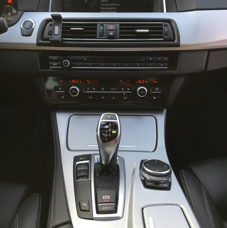 BMW F10 530d LCI M-Paket Frozen Grey 21 Zoll - 5er BMW - F10 / F11 / F07