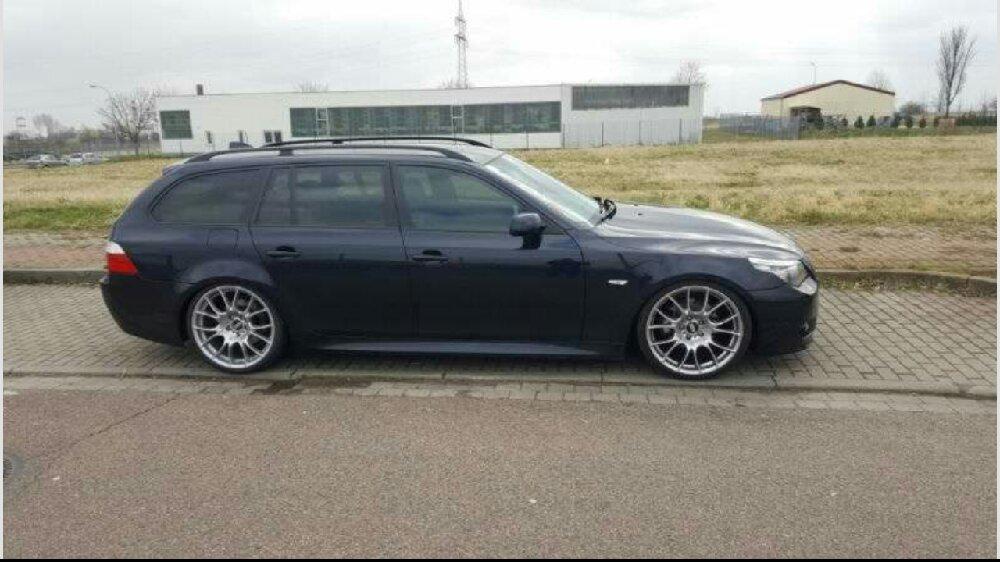 E61 Black Monster - 5er BMW - E60 / E61