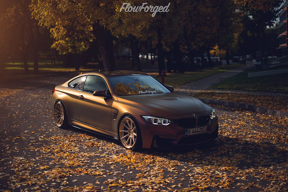 Z-Performance ///M4 - 4er BMW - F32 / F33 / F36 / F82