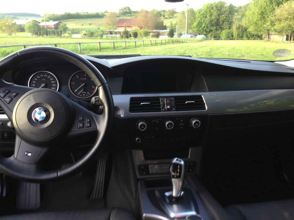 BMW E61 Touring Alcantara Himmel Projekt - 5er BMW - E60 / E61