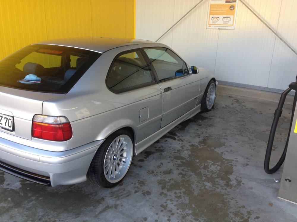 BMW 323ti - 3er BMW - E36