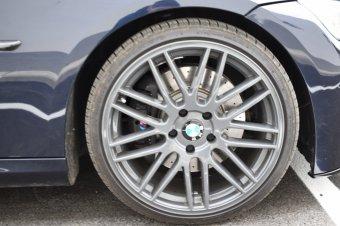 ASA Felgen GT1 Felge in 8.5x19 ET 30 mit Falken Azenis FK510 Reifen in 225/35/19 montiert vorn mit 5 mm Spurplatten Hier auf einem 3er BMW E92 325i (Coupe) Details zum Fahrzeug / Besitzer