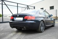 BMW M Performance Heckeinsatz / Diffusor replica