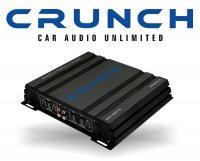 Crunch Verstärker GPX 500.2