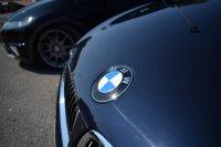 BMW Lackierung Monacoblau metallic