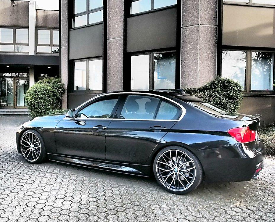 bmw 330d m performance blackmagic 3er bmw f30 f31 f34 f80 limousine tuning. Black Bedroom Furniture Sets. Home Design Ideas