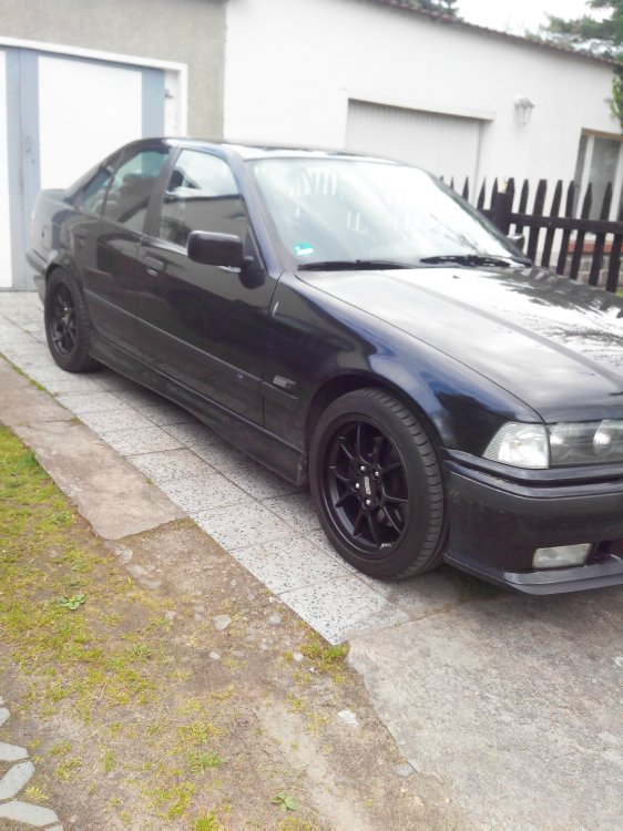 E36 323i - 3er BMW - E36