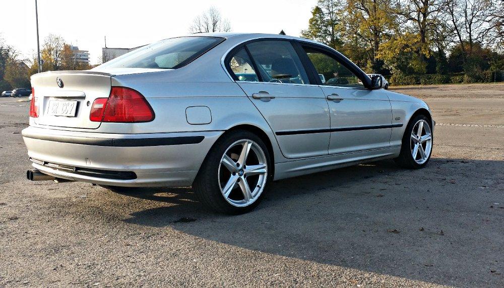 E Sexundvierzig Sex Zylinder :) - 3er BMW - E46