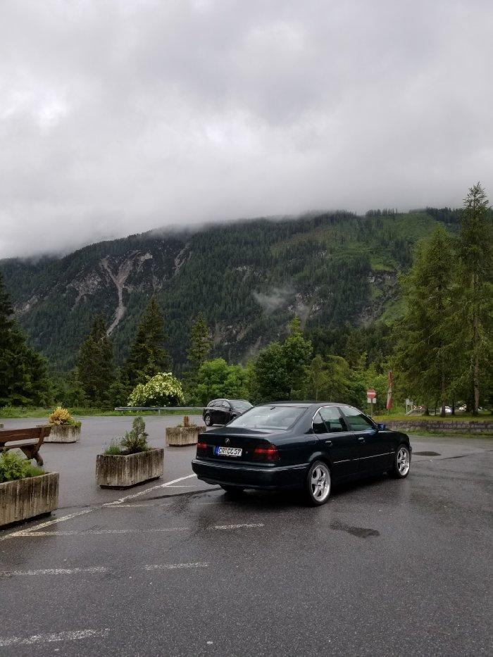 Oxi 520i Übergangsauto - 5er BMW - E39