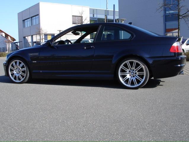 ///M steht für ///Mehr  Leistungsmessung MAHA LPS - 3er BMW - E46
