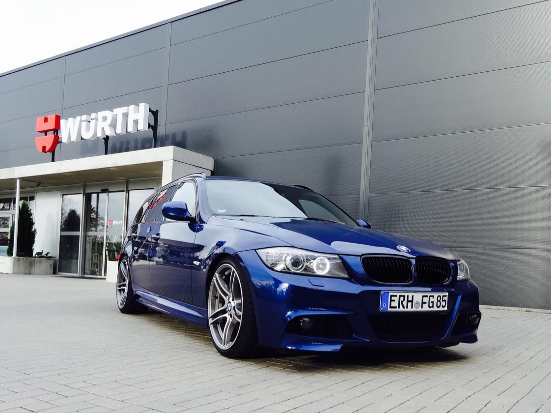 M3 Spiegel / PP-Kühler /  Biturbo Powered by BMW M - 3er BMW - E90 / E91 / E92 / E93