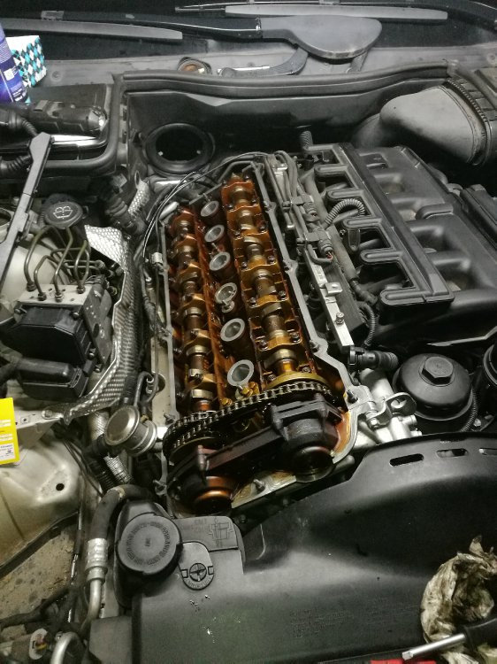 525i Touring Daily - 5er BMW - E39
