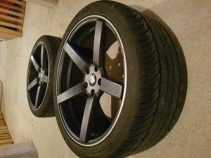 - NoName/Ebay -  Felge in 8.5x20 ET 38 mit Michelin  Reifen in 245/35/20 montiert vorn Hier auf einem 5er BMW F10 535i (Limousine) Details zum Fahrzeug / Besitzer