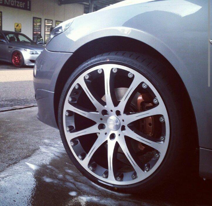Bmw Xdrive Problems: BMW 530d XDrive Vossen VFS1 & KW V3 [ 5er BMW
