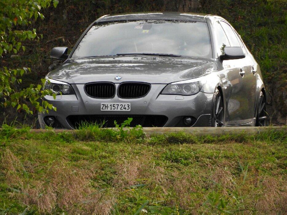 BMW 530d xDrive Vossen VFS1 & KW V3 - 5er BMW - E60 / E61