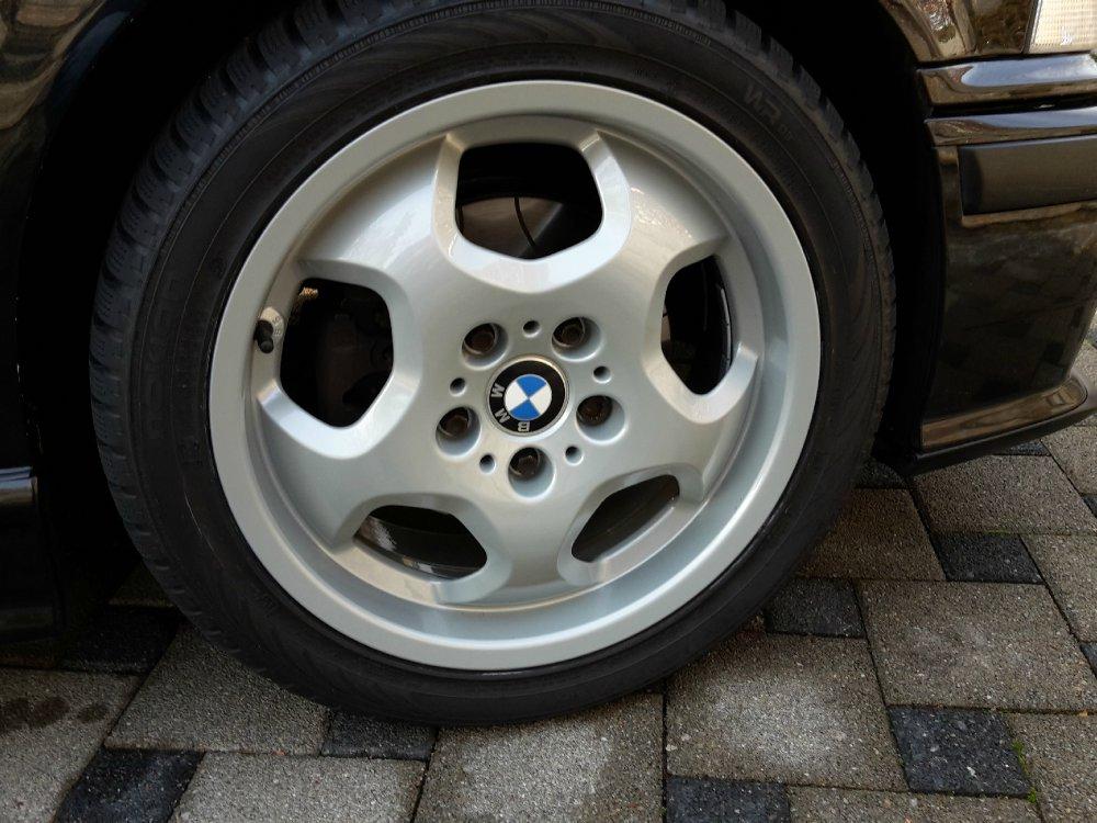 "3-twen""ti"" five Compact / Styling 24 Motorsport - 3er BMW - E36"