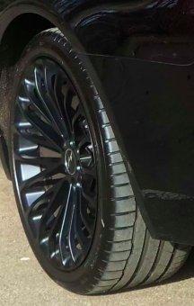 Breyton RACE LS Felge in 8.5x20 ET 35 mit Hankook  Reifen in 245/40/20 montiert vorn Hier auf einem 7er BMW F01 730d (Limousine) Details zum Fahrzeug / Besitzer