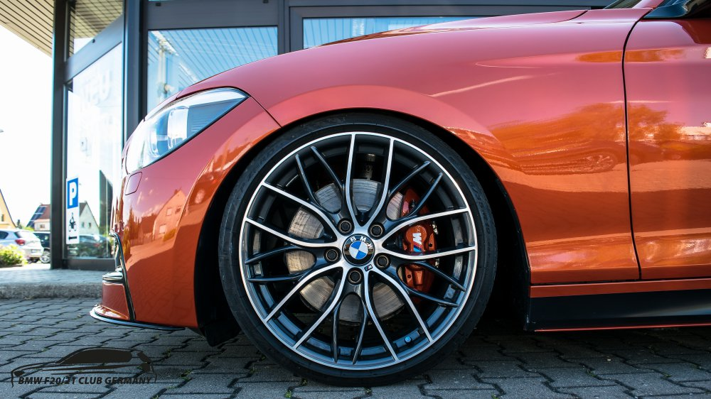 F20 120d ///M Performance <PP-Performance> - 1er BMW - F20 / F21