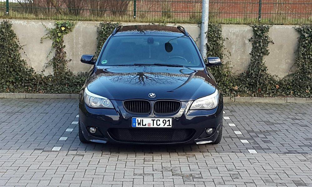 bmw 550i klappenauspuff 5er bmw e60 e61 touring