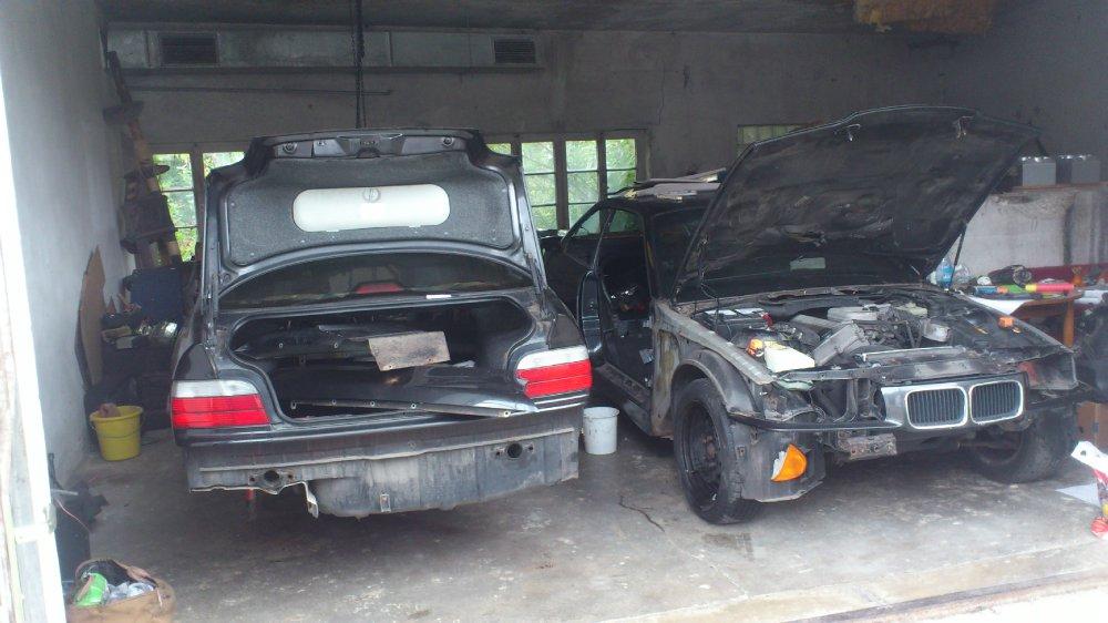 Neuaufbau 318is - 3er BMW - E36