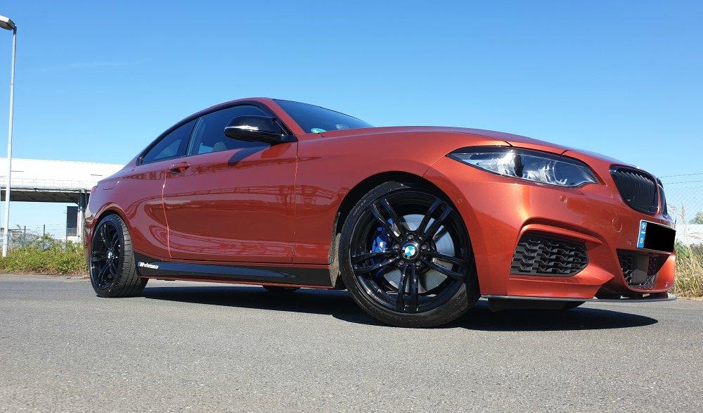 The Sunset Orange Beast - 2er BMW - F22 / F23