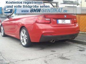 F22 225d 2er BMW F22 F23 quot Coupe quot Tuning Fotos Bilder